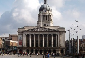 Nottingham's Council House